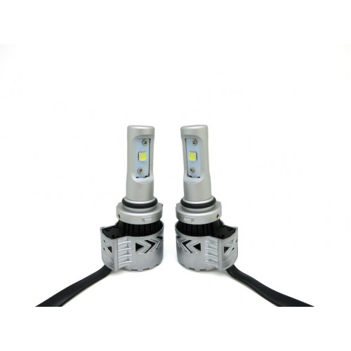 9006 - Adjustable, 70W, 8th Gen LED headlight replacement kit, 12000 Lumen, CREE XHP50 chip
