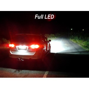LED replacement brake light / DRL 7443